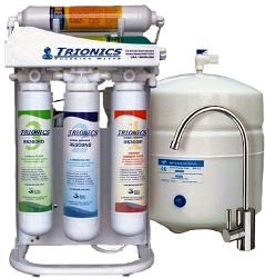 4 Stage Reverse Osmosis